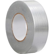 """Business Source General-purpose Duct Tape - 60 yd (54.9 m) Length x 2"""" (50.8 mm) Width - 9 mil (0.23 mm) Thickness - 1 / Roll - Gray"""