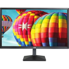 "LG 27BK430H-B 27"" Full HD LED LCD Monitor - 16:9 - Black - 27"" (685.80 mm) Class - 1920 x 1080 - HDMI - VGA"