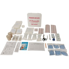 Paramedic Workplace First Aid Kits British Columbia #1 11-50 Employees - 50 x Individual(s) - 1 Each