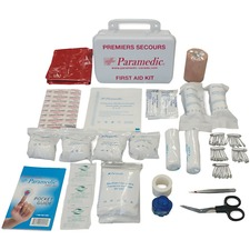 Paramedic Workplace First Aid Kits Alberta #1 2-9 Employees - 9 x Individual(s) - 1 Each
