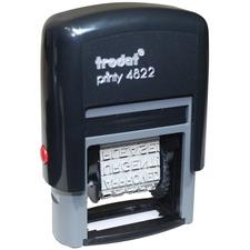 Trodat Printy 4822 Self-Inking Stamp - 1 Each