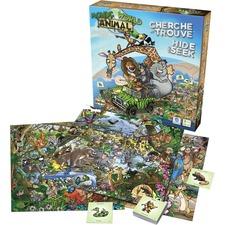 Editions Gladius Hide & Seek - Animal World - Strategy - 1 - 1 Each