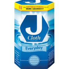 """Chix Cleaning Wipe - Towel - 12"""" (304.80 mm) Width x 19"""" (482.60 mm) Length - 16 / Pack - Blue"""