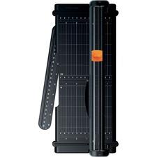"Fiskars Recycled SureCutâ""¢ Trimmer (12 in.) - Portable - 1 Each"