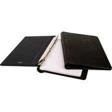 "eSc Organizational Resolutions - Legal Size - 100 Sheet(s) - Legal - 8 1/2"" x 14"" Sheet Size - Black Cover - 1 Each"