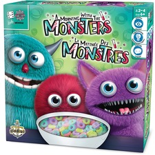 Editions Gladius Monster Morning Game - 1 Each