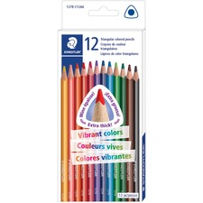 Staedtler Colouring Pencils - Assorted Lead - 12 / Box