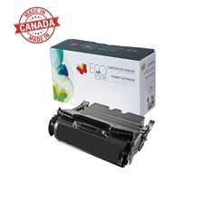 EcoTone Toner Cartridge - Remanufactured for Dell / IBM / Lexmark 341-2916 - Black - 21000 Pages - 1 Pack