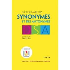 Socadis Dictionary Synonym + Antonyme Printed Book - Book