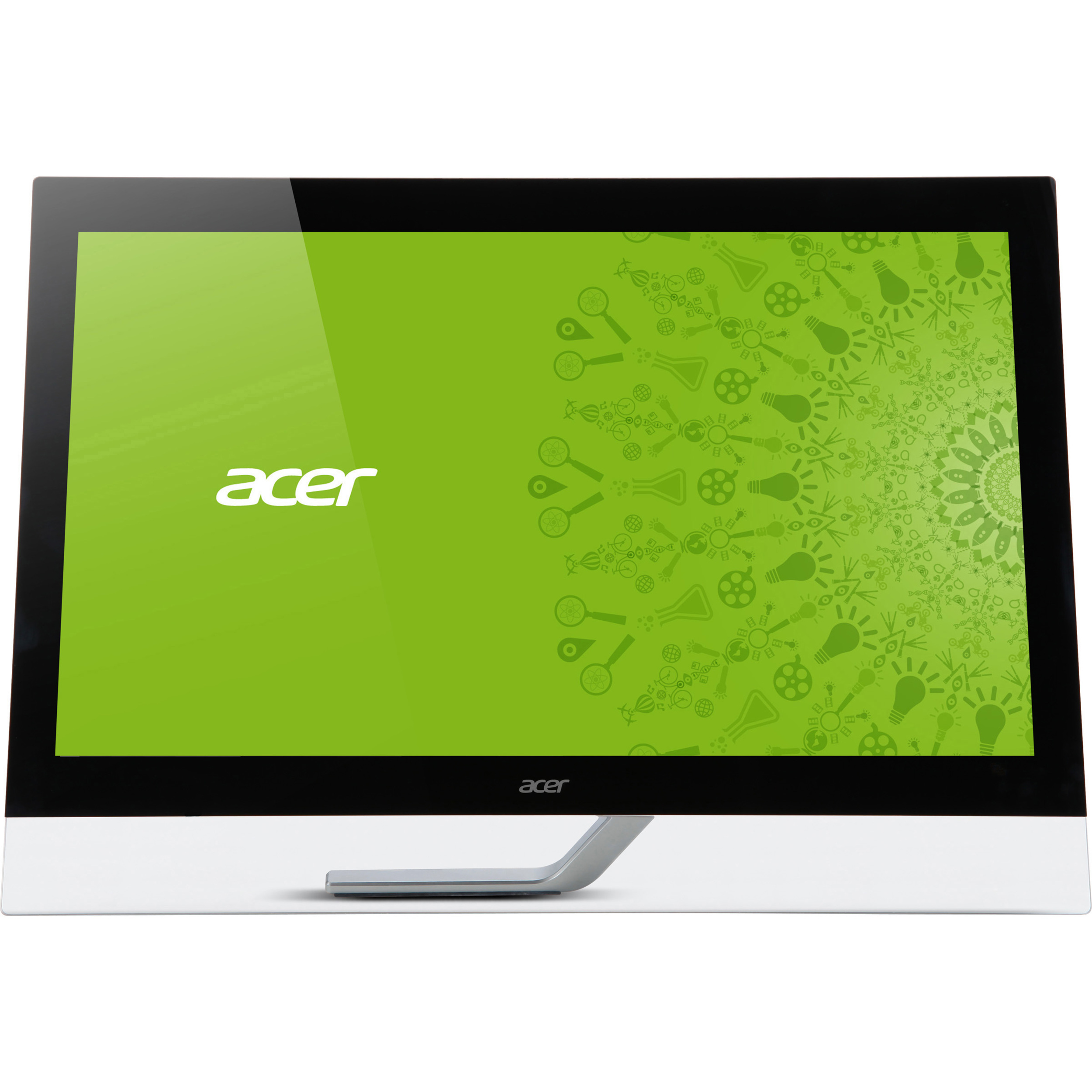 Acer T272HL 68.6 cm 27inch LED LCD Touchscreen Monitor - 16:9 - 5 ms