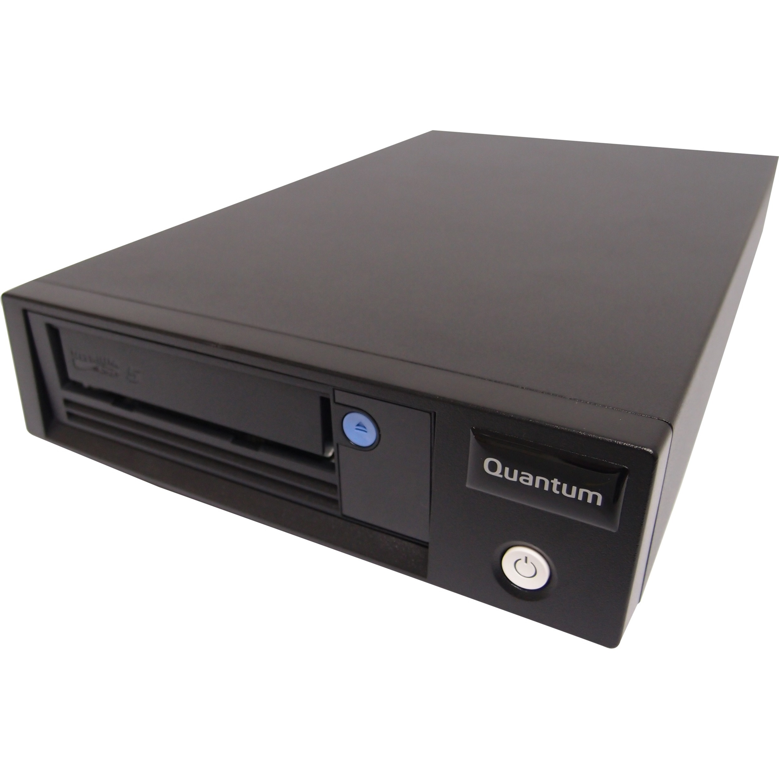Quantum LTO-6 Tape Drive - 2.50 TB Native/6.25 TB Compressed - SAS - 1/2H Height - Tabletop
