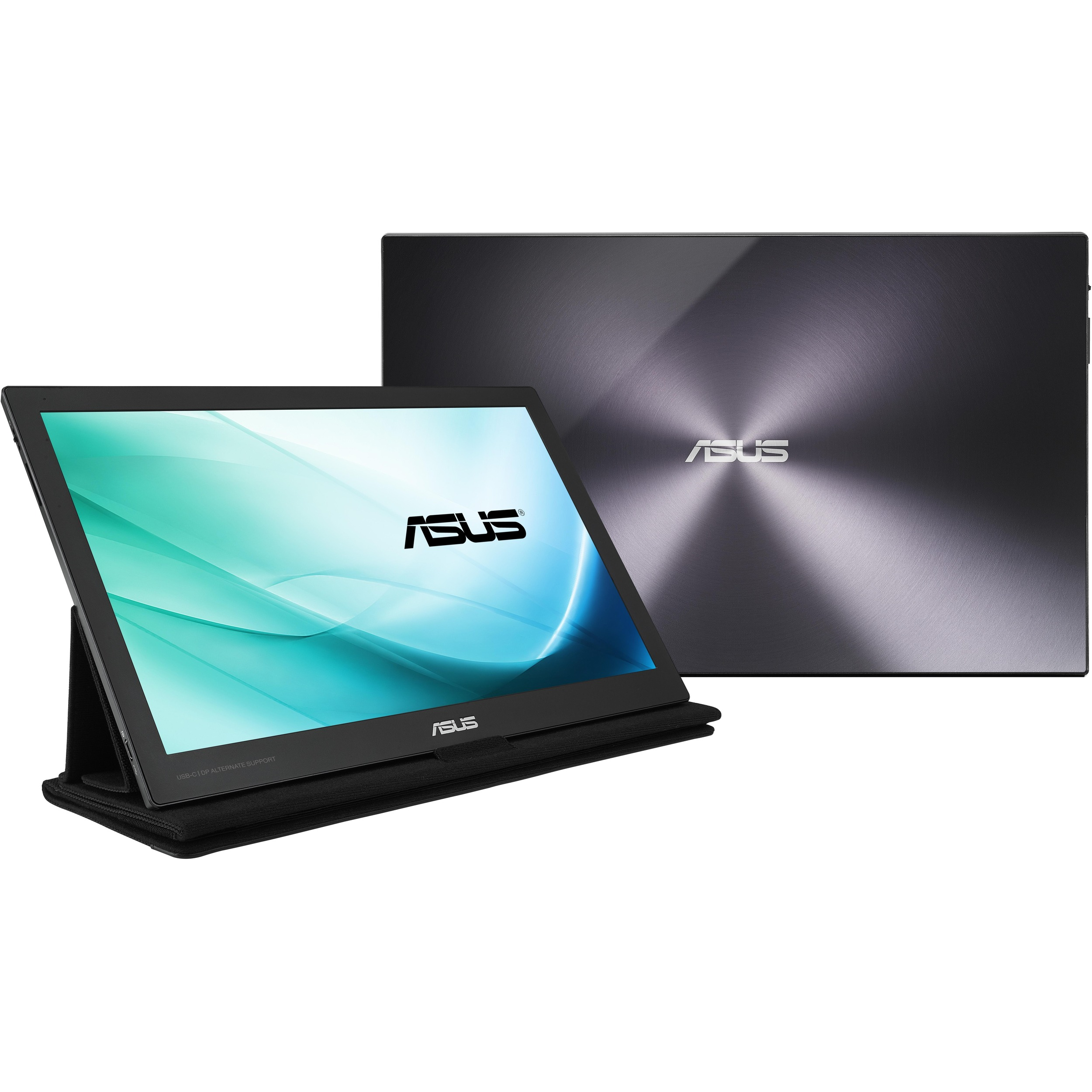Asus MB169Cplus  15.6And#34; Full HD LCD USB  Monitor - 16:9