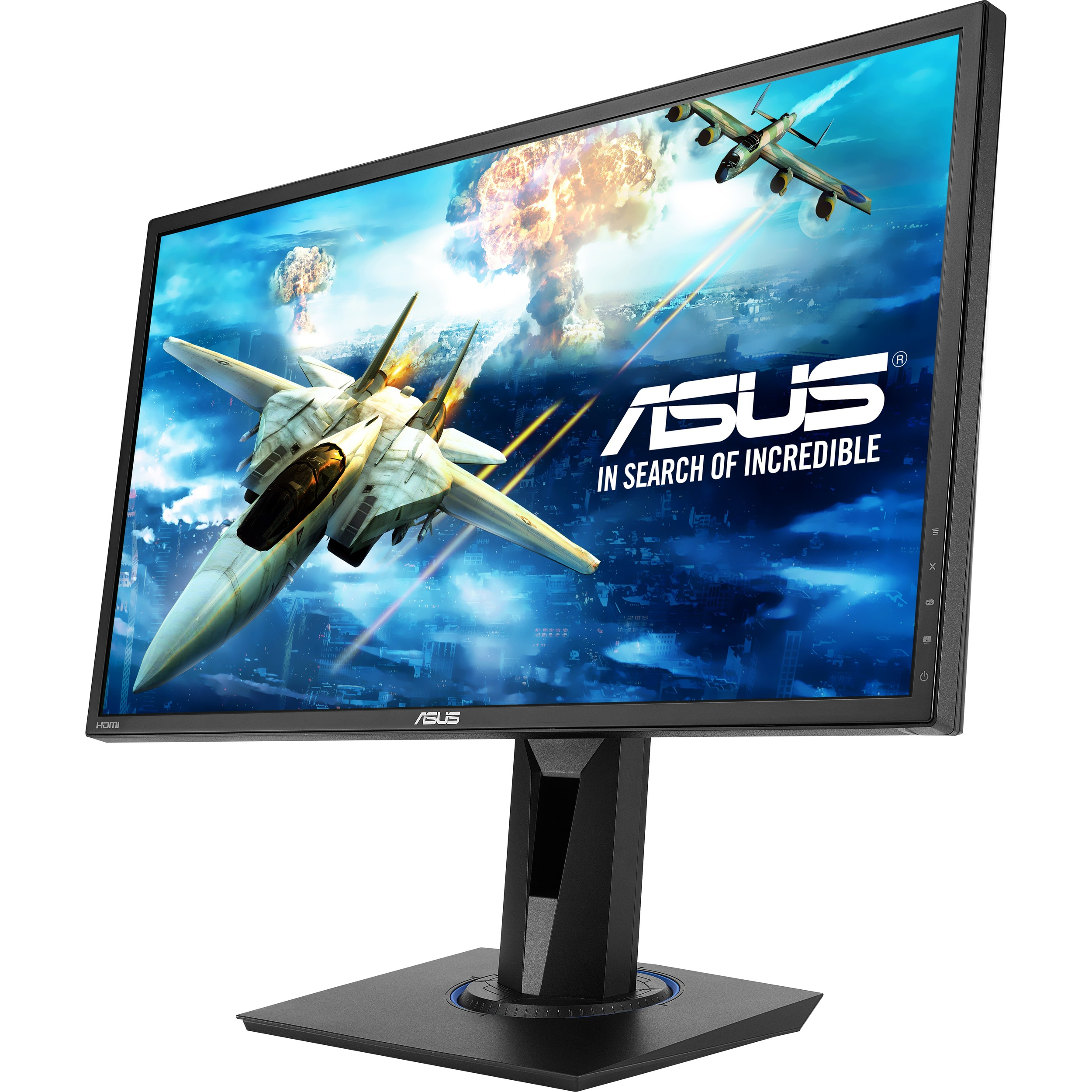 Asus VG245H 24inch LED Monitor - 16:9 - 1 ms