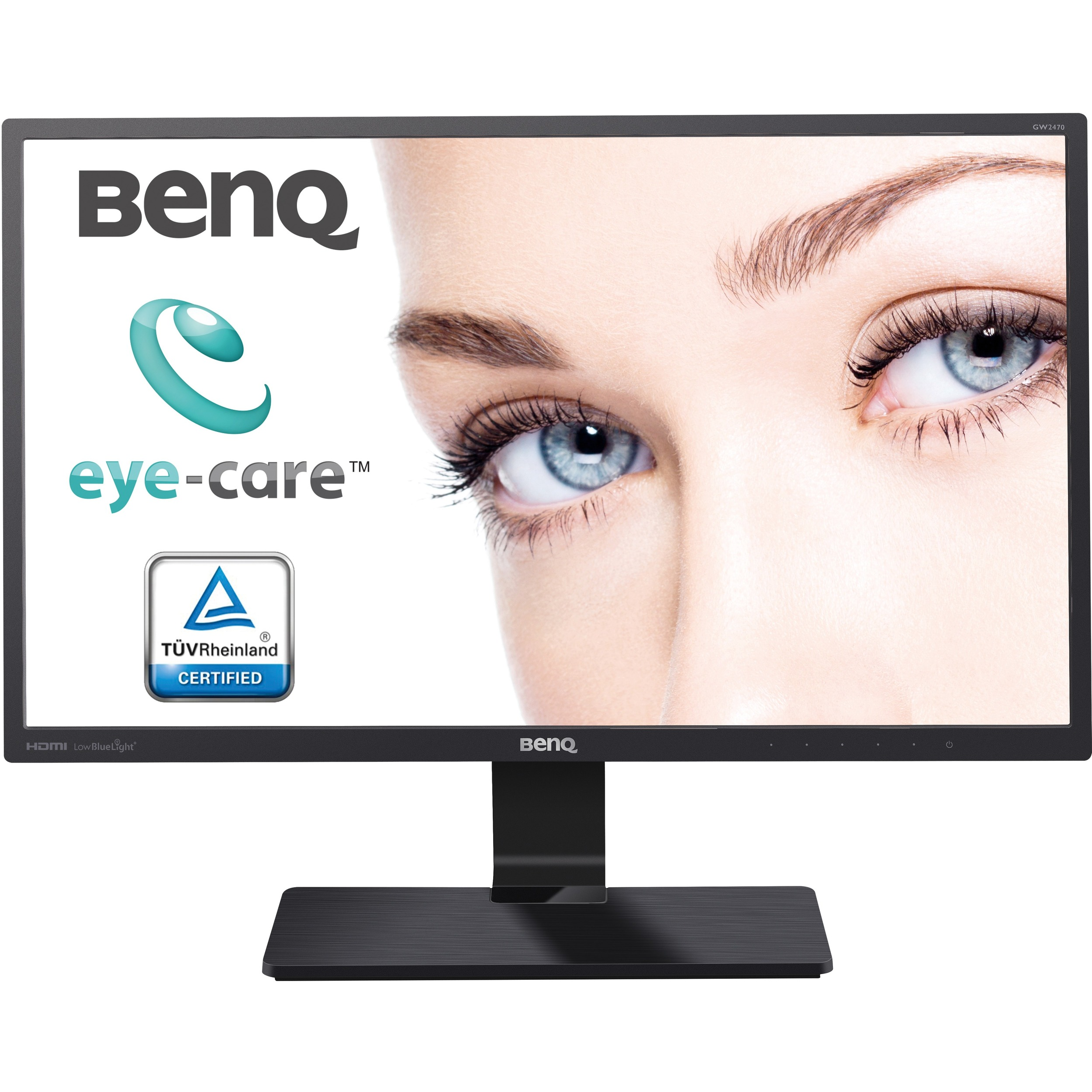 BenQ GW2470HL 23.8inch LED LCD Monitor - 16:9 - 4 ms