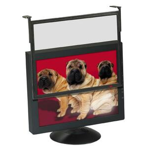Executive Anti-Glare 15in Filter Glass Framed Fits LCD and / Mfr. No.: Ef200lb