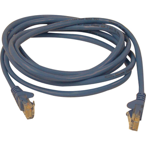 10ft Cat5e Blue Patch Cord Snagless Rohs / Mfr. no.: A3L791-10-BLU-S