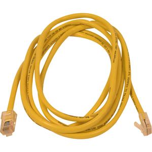 14ft Cat5e Yellow Patch Cord ROHS / Mfr. No.: A3l791-14-Ylw