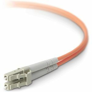 20m Duplex Fiber Optic Cable Mmf Lc/Lc 50/125 Rohs