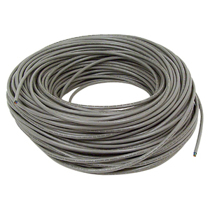 1000ft Bulk Cat5e Gray Pvc Patch Cord Stranded 24awg ROHS / Mfr. No.: A7j304-1000