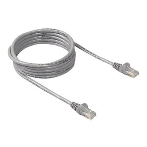 7ft Cat6 UTP Gray Snagless RJ45 M/M Patch Cable / Mfr. No.: A3l980-07-S