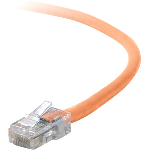 7ft Cat5e Orange Crossover Cable ROHS / Mfr. No.: A3x126-07-Org