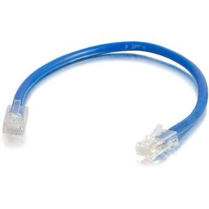 100pk 14ft Cat5e Blue UTP Patch No Boots / Mfr. No.: 24380