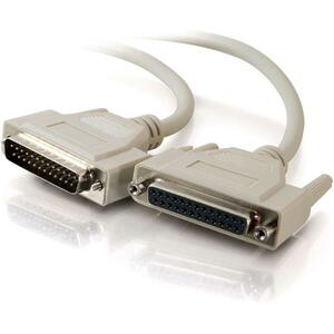 C2G 15ft DB25 M/F Extension Cable