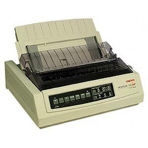 Oki MICROLINE 391 Turbo Dot Matrix Printer