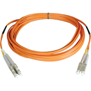 10m Duplex Mmf Cable Lc/Lc 50/125 Fiber Optic/ Fibre Chann / Mfr. No.: N520-10m