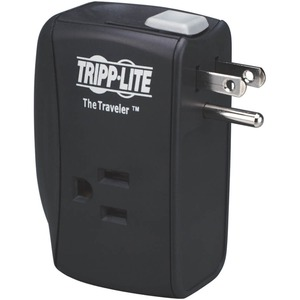 Tripp Lite Traveler 2out Wall Mount Notebook Surge $50k 1050j Rj11 / Mfr. No.: Traveler