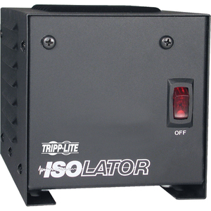 Isolator 250 Isolation Trans 2out 6ft Cord 120v 250w