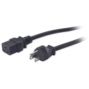 Power Cord Iec 320 C19 To Nema 5-15p / Mfr. no.: AP9872