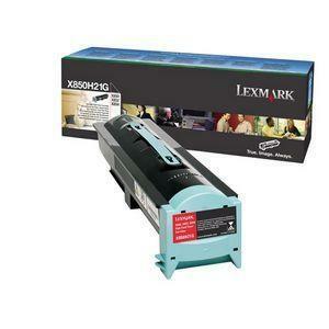 Toner Lexmark Noir pour X85Xe - X850H21G