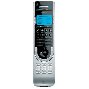 Logitech Harmony 525 Advanced Universal Remote Control