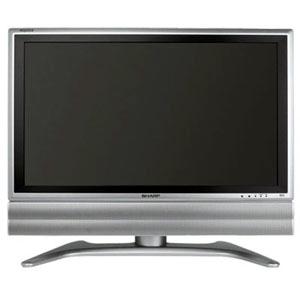 "Sharp AQUOS 37"" LCD TV"