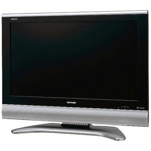 "Sharp AQUOS 32"" LCD TV"