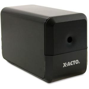 X-ACTO® XLR Electric Pencil Sharpener Charcoal Black
