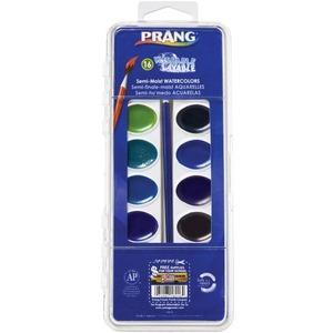 Prang® Watercolours 16/set