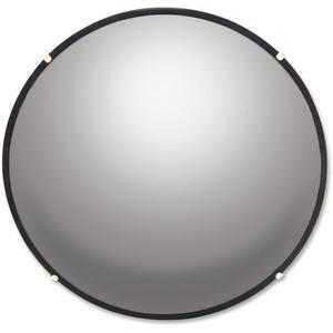 Round Glass Convex Mirror