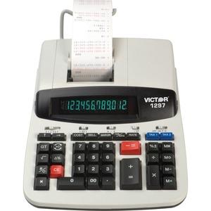 Victor 1297 Commercial Calculator