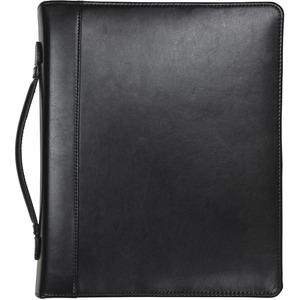 Regal Leather Zipper Binder
