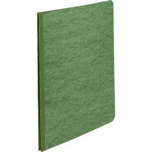 Pressboard Report Cover - Dark Green
