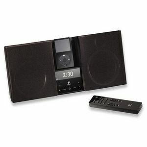 Logitech AudioStation ipod Speaker System