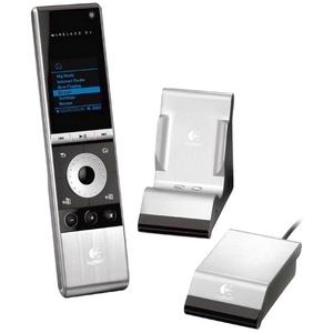 Logitech Wireless DJ Music System Remote Control