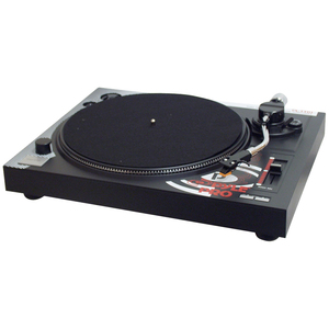 Professional Belt-Drive Turntable / Mfr. No.: Plttb1