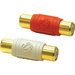 Audio RCA Coupler 2pc / Mfr. No.: 29513