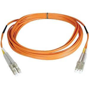 Tripp Lite 3ft Multimode 62.5/125 Fiber Optic Duplex Patch Cable LC - LC / Mfr. No.: N320-01M