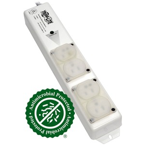 Multiple Outlet Strip 15-Amp 4outlet Hospital Grade 15ft Cor / Mfr. No.: Ps-415-Hgultra