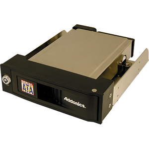 Snap-In Mobile Rack For 3.5 SATA HDD With SATA Interface / Mfr. No.: Aesnapmrsa