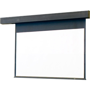 "Draper Rolleramic Electric Projection Screen - 272"" - 1:1 - Wall Mount, Ceiling Mount"